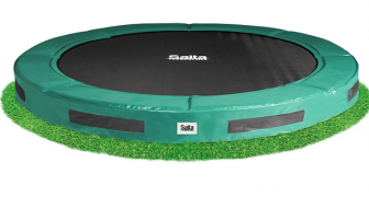 Salta Excellent Ground Ingraaf Trampoline 427 cm